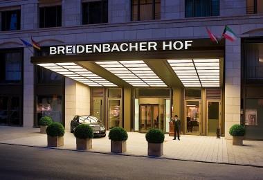 Breidenbacher Hof Düsseldorf *****