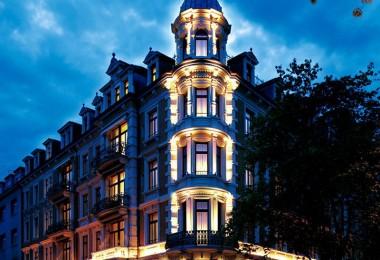 ALDEN Luxury Suite Hotel Zürich *****