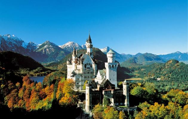 Экскурсии по Баварии