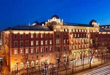 Palais Hansen Kempinski Vienna *****