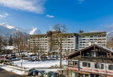 Mercure Hotel Garmisch-Partenkirchen ****