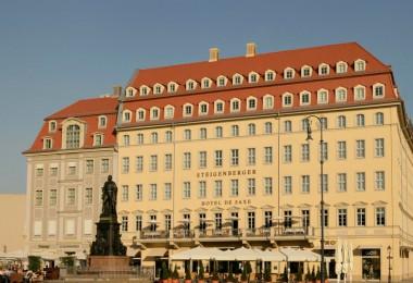 Steigenberger Hotel de Saxe Dresden 4****
