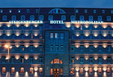 Steigenberger Hotel Metropolitan Frankfurt 5*****