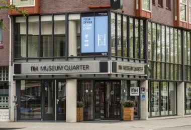 Hotel NH Amsterdam Museum Quarter 4****