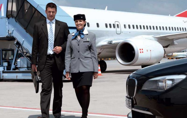 VIP-сервис аэропорта Мюнхен