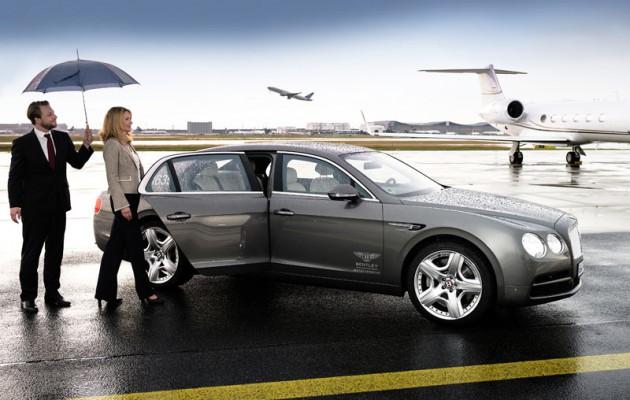 VIP-сервис аэропорта Франкфурт-на-Майне