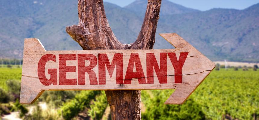 Deutschland Pfeil