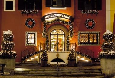 Hotel Zur Tenne 4****