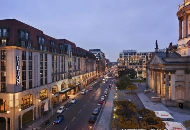 Hilton Berlin 5*****