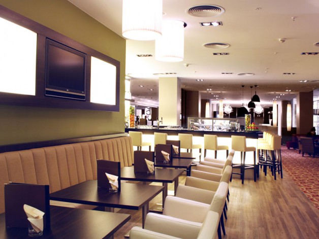 Crowne Plaza Berlin City Centre 4**** Superior